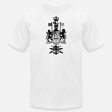 Officer Garrison Chief Warrant Officer CANADA Army - Men's Jersey T-Shirt