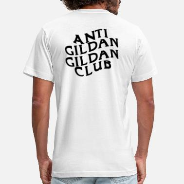 Assc ANTI SOCIAL SOCIAL CLUB PARODY DESIGN - Men's  Jersey T-Shirt