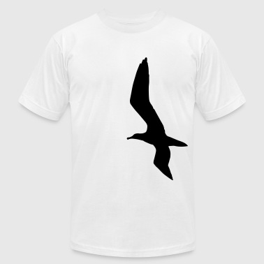 albatross - Men's Fine Jersey T-Shirt