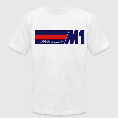 motorsport - Men's Fine Jersey T-Shirt