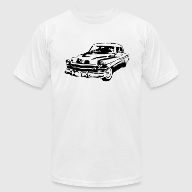 American Classic Car - Men's Fine Jersey T-Shirt