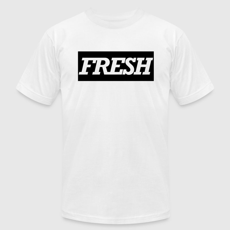 fresh - Men's Fine Jersey T-Shirt