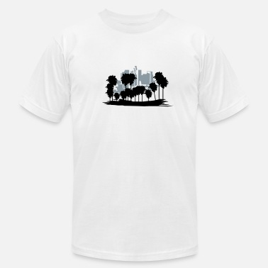 Downtown Los Angeles Los Angeles - Men's  Jersey T-Shirt