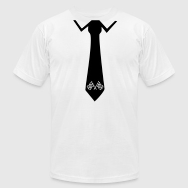 Neck Tie - Men's Fine Jersey T-Shirt