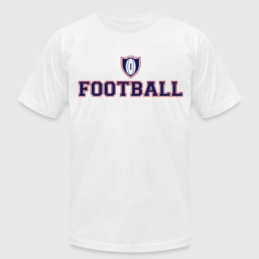 American Football - Men's Fine Jersey T-Shirt
