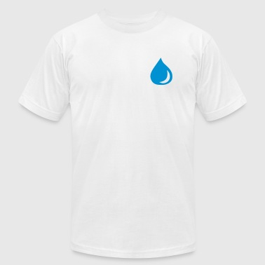 water_drop - Men's Fine Jersey T-Shirt