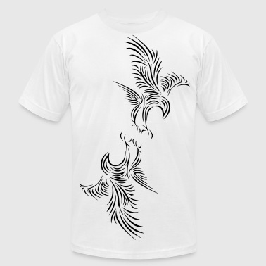 Vector Design - Men's Fine Jersey T-Shirt