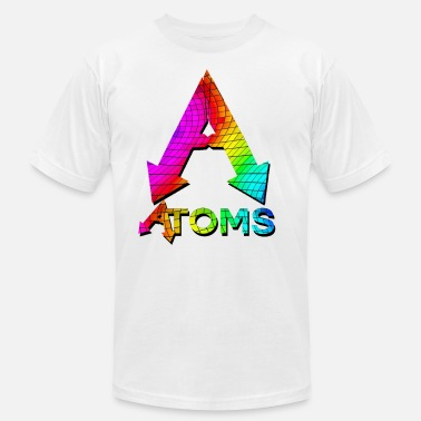 Spring Summer Logo rainbow - Men's  Jersey T-Shirt