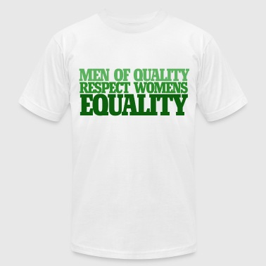 Men of quality - Men's Fine Jersey T-Shirt