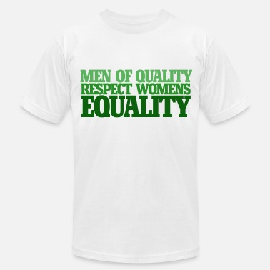 Equality Men of quality - Men's Jersey T-Shirt