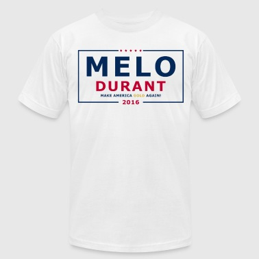 Melo   2016 - Men's Fine Jersey T-Shirt