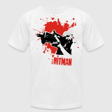 Hitman - Men's Fine Jersey T-Shirt