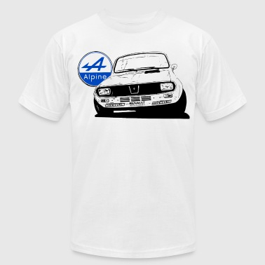 Turbo Rally rally classic - Men's Fine Jersey T-Shirt