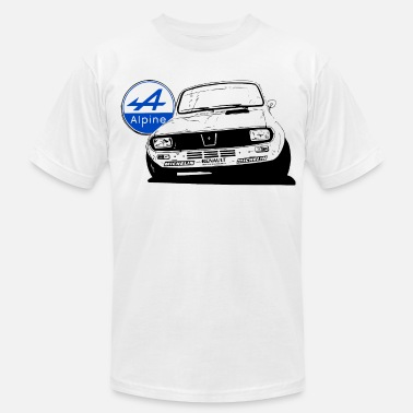 Simca rally classic - Men's  Jersey T-Shirt