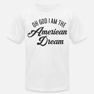 Vaseline Oh God i am the American Dream - Men's Jersey T-Shirt