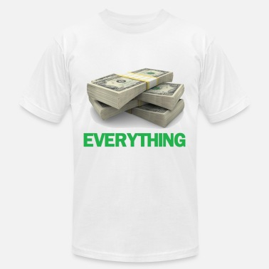Fucking Asap Rocky Money = Everything. - Men's  Jersey T-Shirt