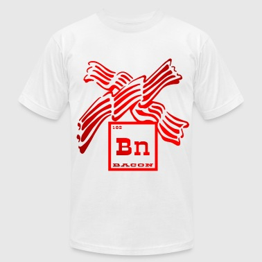 Bacon Element - Men's Fine Jersey T-Shirt