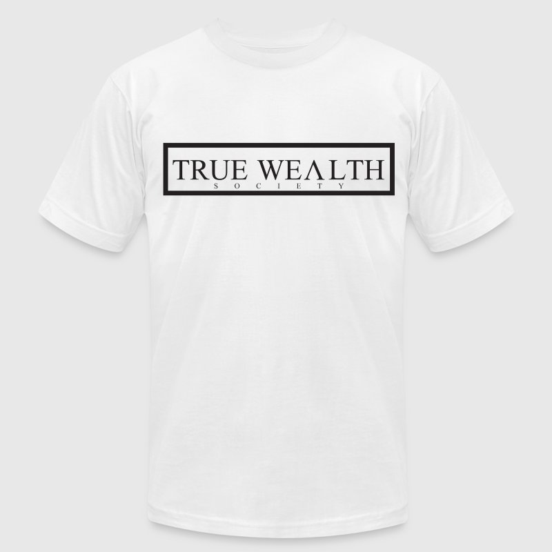 True Wealth Society - Men's Fine Jersey T-Shirt