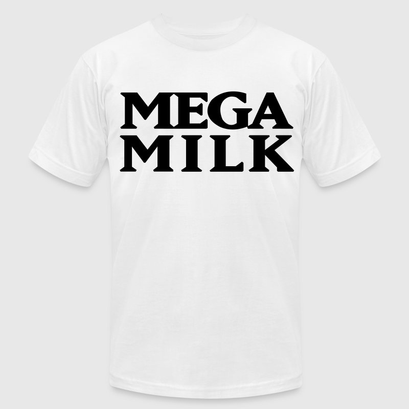 Mega Milk - Men's Fine Jersey T-Shirt