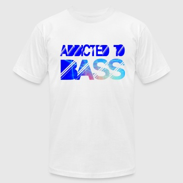 Addicted to Bass - Men's Fine Jersey T-Shirt