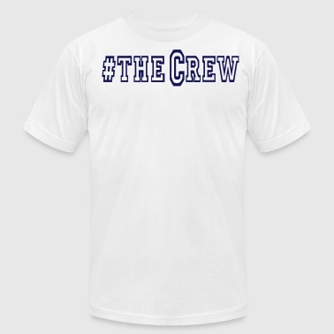 # THE CREW - Men's Fine Jersey T-Shirt