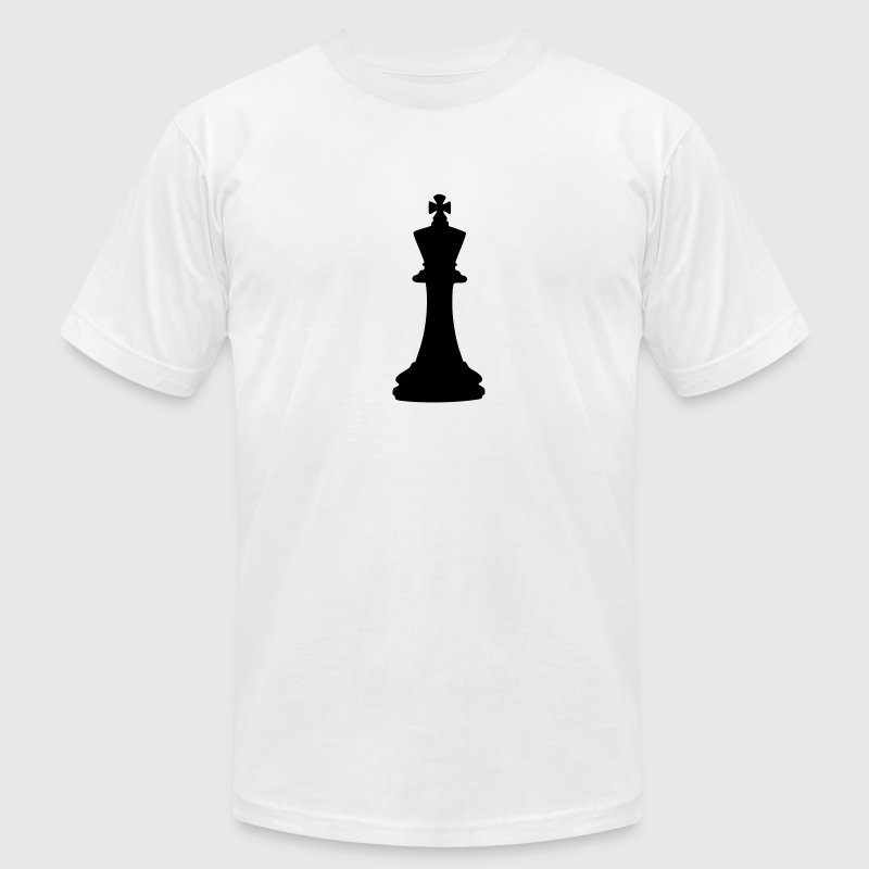 Chess King - Men's Fine Jersey T-Shirt