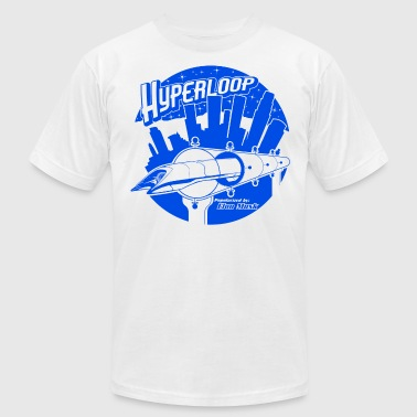 HYPERLOOP shirt - Men's Fine Jersey T-Shirt
