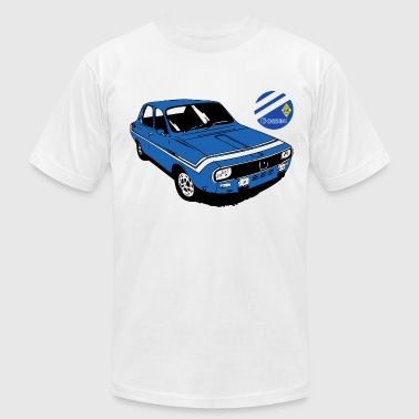 french cars - Men's Fine Jersey T-Shirt