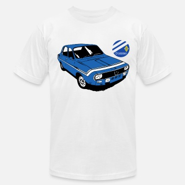 Simca french cars - Men's  Jersey T-Shirt