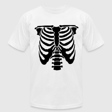 Rib Cage - Men's Fine Jersey T-Shirt