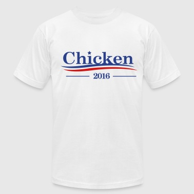 chicken - Men's Fine Jersey T-Shirt