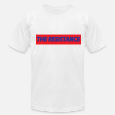 Resisters the resistance - Men's  Jersey T-Shirt