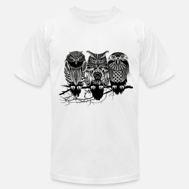 Owls of the Nile ! - Men's  Jersey T-Shirt