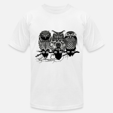 Nile Owls of the Nile ! - Men's  Jersey T-Shirt