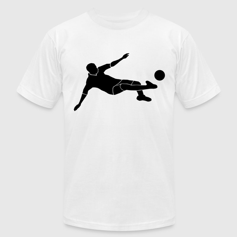 Soccer Player - Men's Fine Jersey T-Shirt