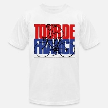 France touring - Men's  Jersey T-Shirt