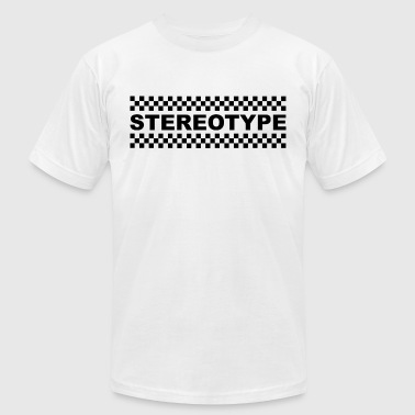 Stereotype Stereotype - Men's Fine Jersey T-Shirt
