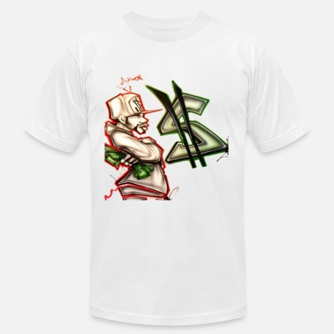 Chicano Art get money - Men's Fine Jersey T-Shirt