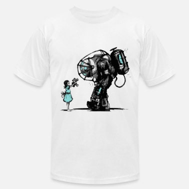 Gaming Collection Bioshock Big Daddy - T-shirt pour hommes
