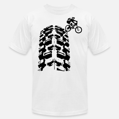 Brand Bicycle bicycle - Men's Fine Jersey T-Shirt