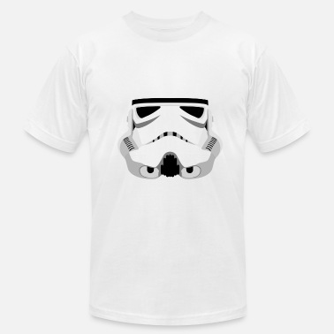 Anakin Skywalker Stormtrooper Helmet - Men's  Jersey T-Shirt