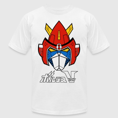 Chōdenji Machine Voltes V - Men's Fine Jersey T-Shirt