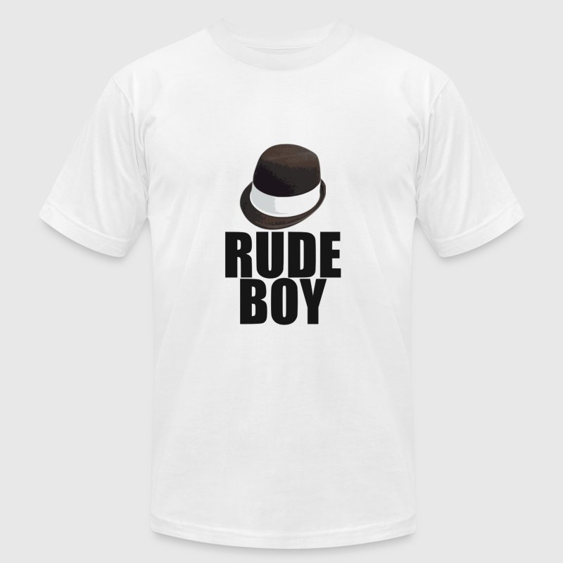 Rude Boy - Men's Fine Jersey T-Shirt