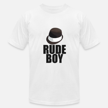 Ska Rude Girl Rude Boy - Men's  Jersey T-Shirt