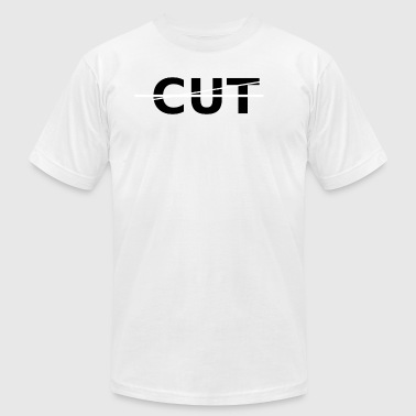 Cut - Men's Fine Jersey T-Shirt