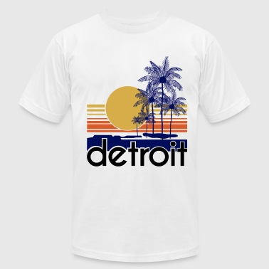 Detroit.png - Men's Fine Jersey T-Shirt