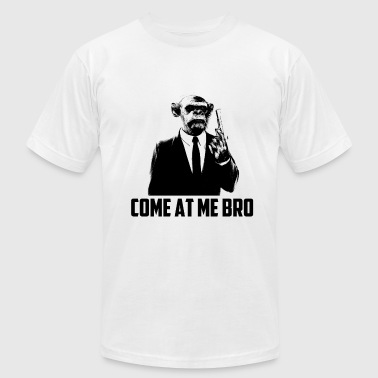 Come At Me Bro - Men's Fine Jersey T-Shirt