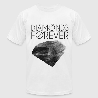 Diamonds are Forever - Men's Fine Jersey T-Shirt