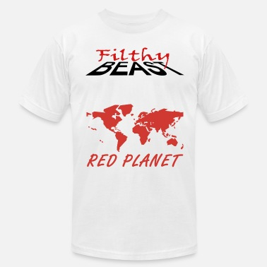 Red Planet Red Planet - Men's  Jersey T-Shirt