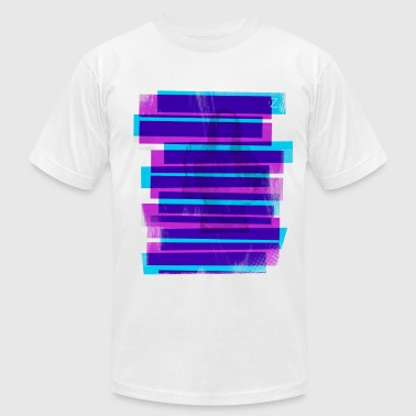 Parallel - Men's Fine Jersey T-Shirt